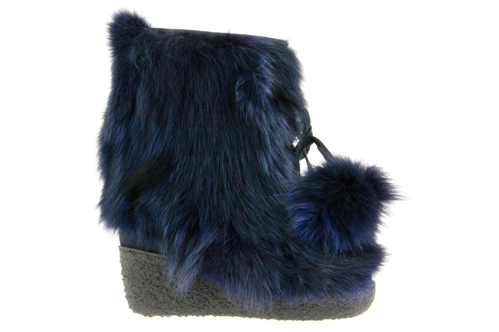 Diavolezza Fellstiefel BLUE FOX (38)