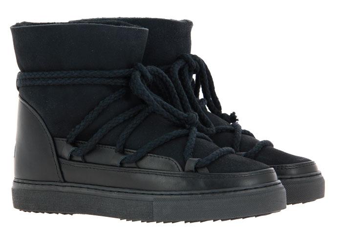 INUIKII Sneaker Boots CLASSIC BLACK (36)