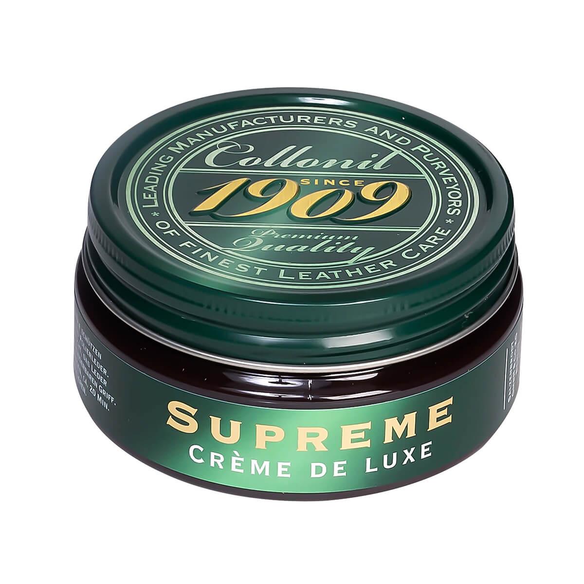 Collonil Schuhcreme - Supreme Creme de Luxe Mahagoni