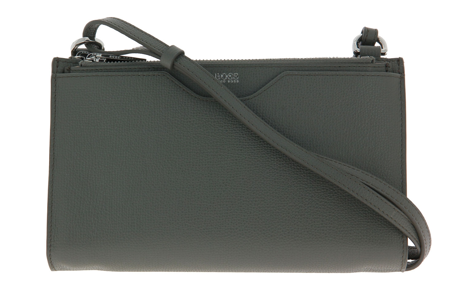 Hugo Boss Umhängetasche TAYLOR MINI BAG GREY