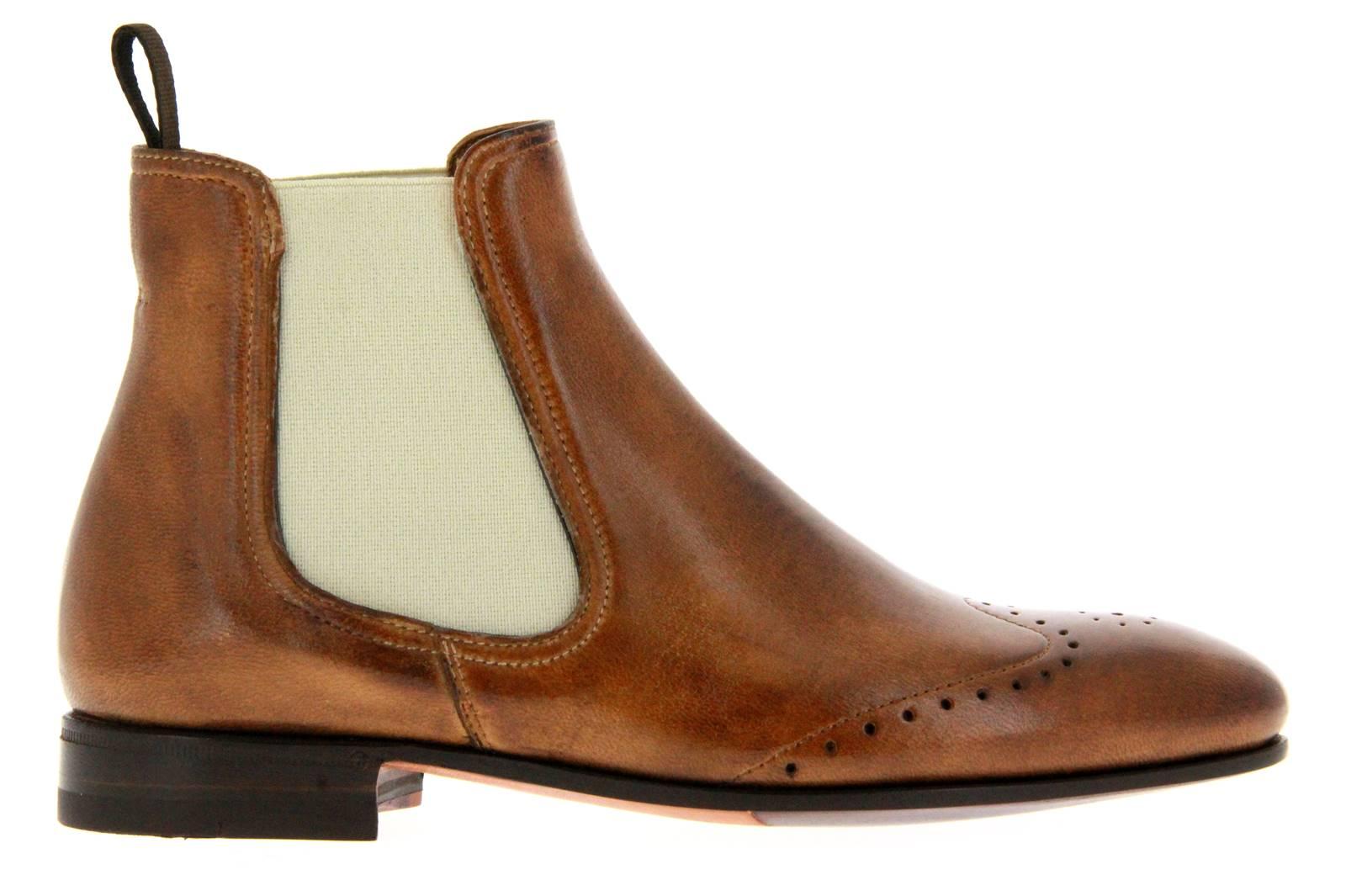 Benson's Chelsea Boot CERVO CAMEL (40)