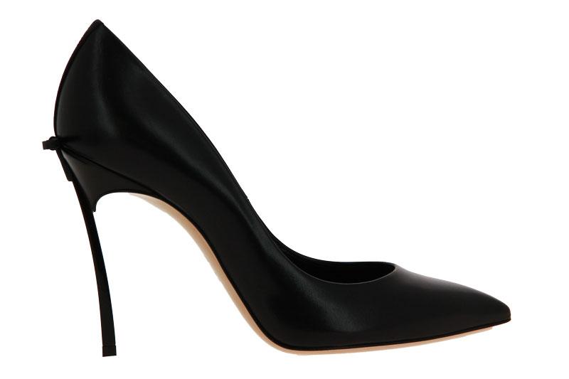 Casadei High Heels PELLAME MINORCA NERO (41)