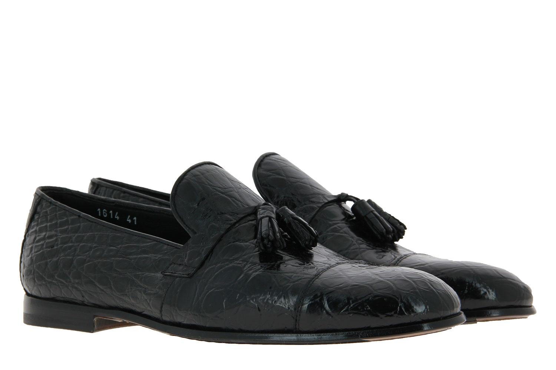 Doucal's Loafer FIANCO NERO (45½)