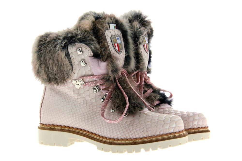 New Italia Shoes Stiefelette SHELL REPTILE-OPTIK  (41)