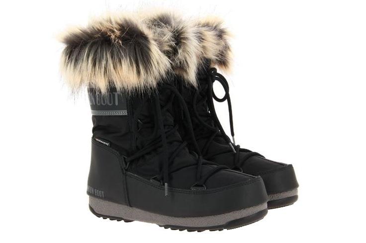 Moon Boot Snowboots MONACO LOW BLACK (38)