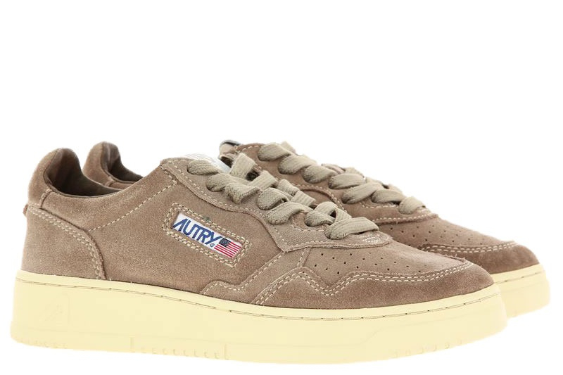 Autry Sneaker LOW WOMAN SUEDE SAND (36)