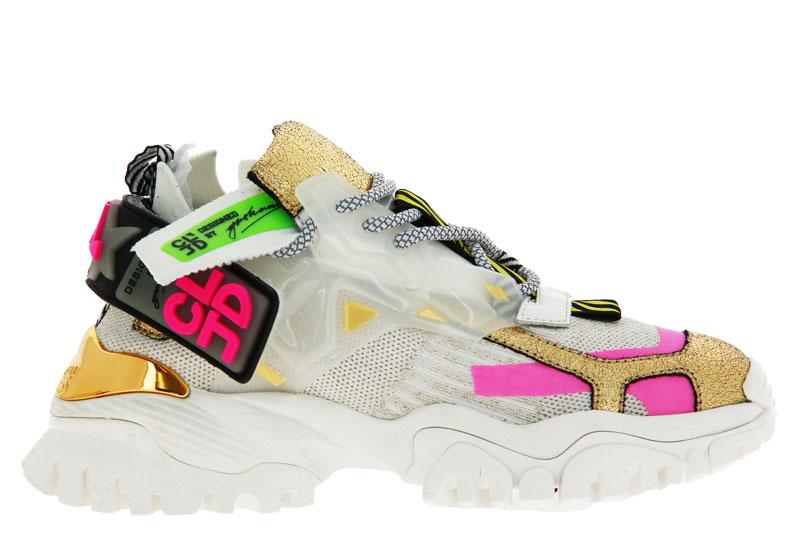 CLJD Sneaker NAPPA TEXTIL WHITE (39)