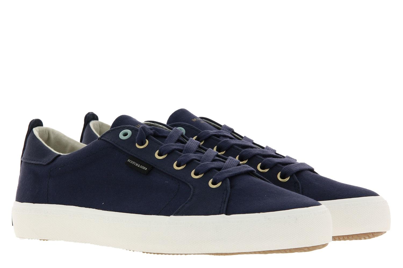 Scotch & Soda Sneaker ABRA CANVAS BLUE NIGHT (43)