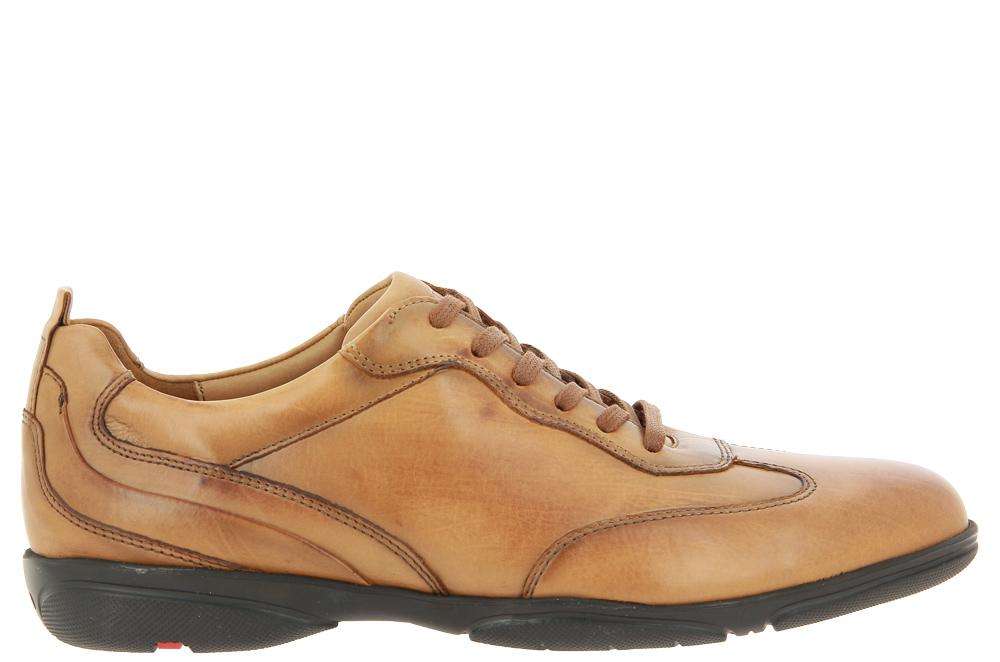 Lloyd Sneaker BERN HERO DANCING CALF COGNAC