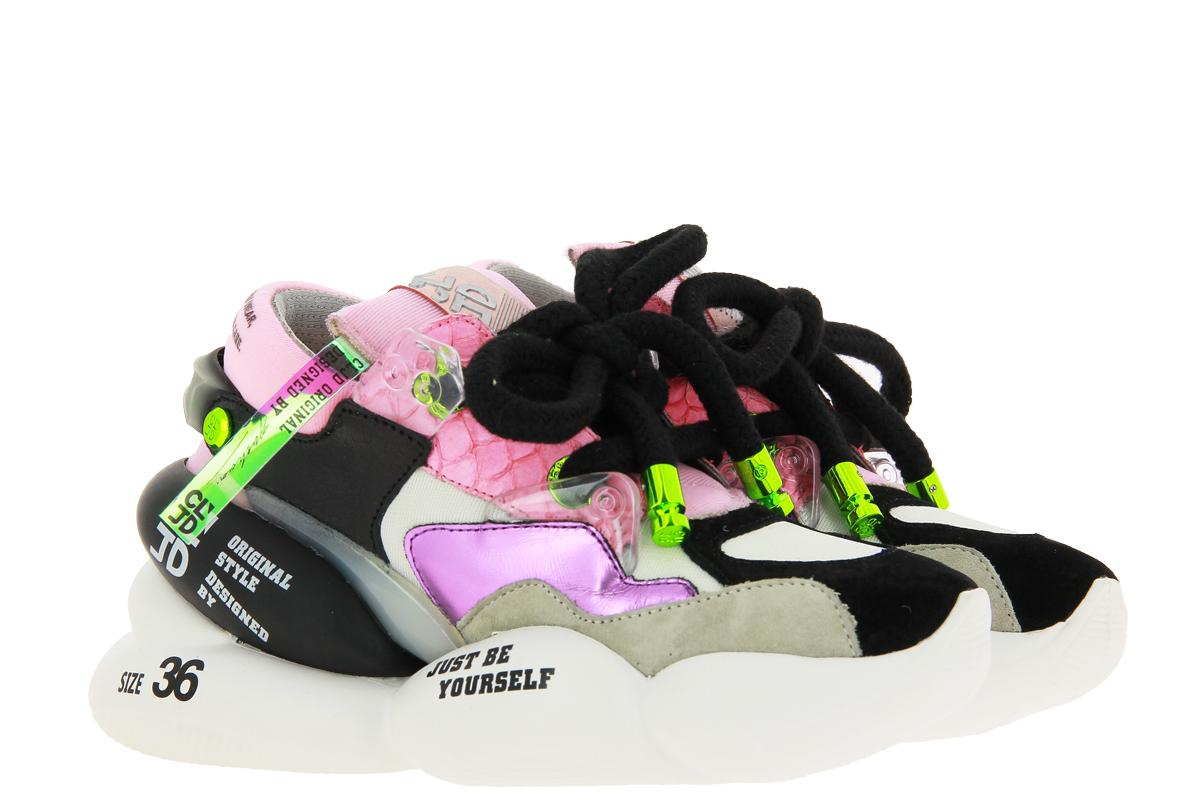 CLJD Sneaker VIOLET PINK
