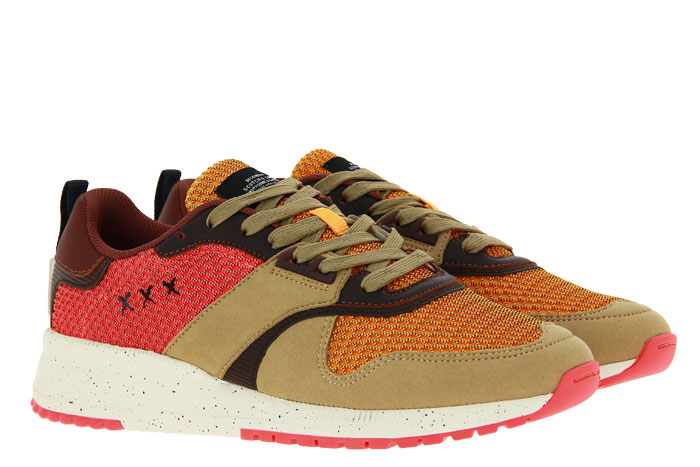 Scotch & Soda Sneaker VIVEX SUEDE MESH SAND (42)