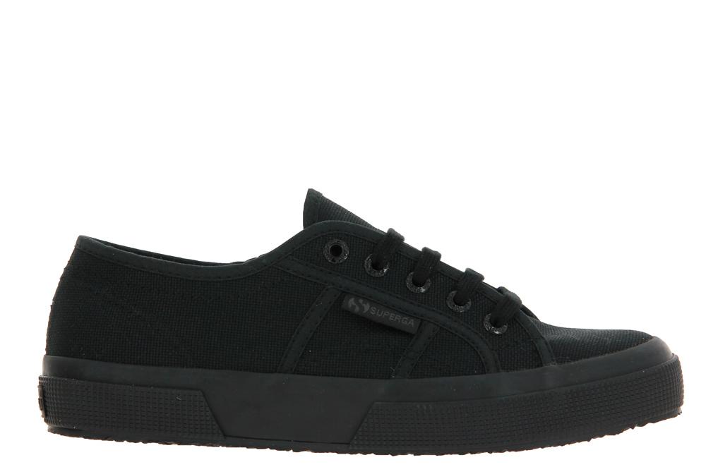 Superga Sneaker 2750 COTU TOTAL BLACK