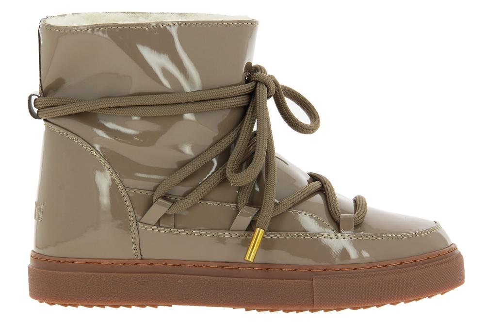 INUIKII Sneaker Boots gefüttert VERNICE TAUPE