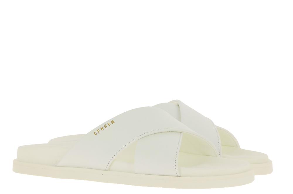 Copenhagen Pantolette CPH712 WHITE