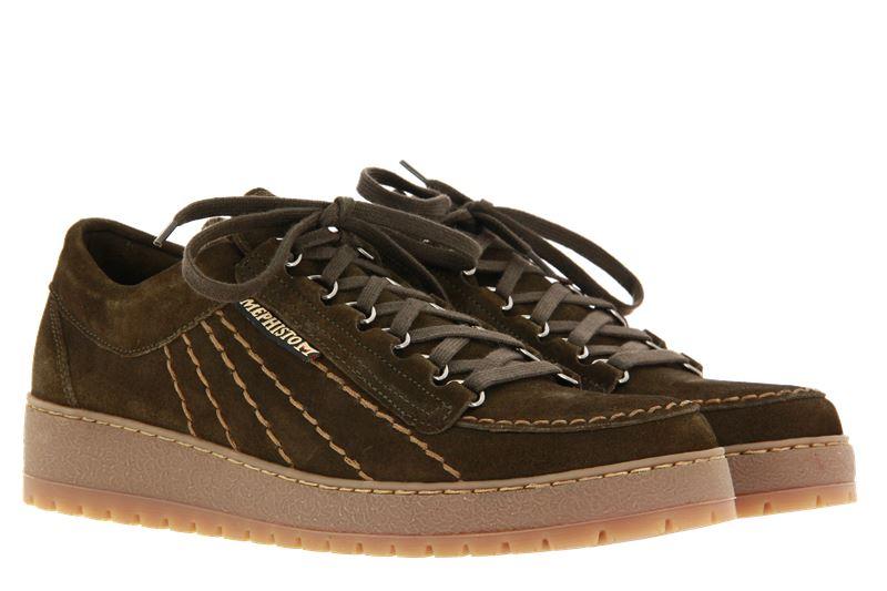 Mephisto Sneaker RAINBOW MOSS VELOURS 9819 (42)