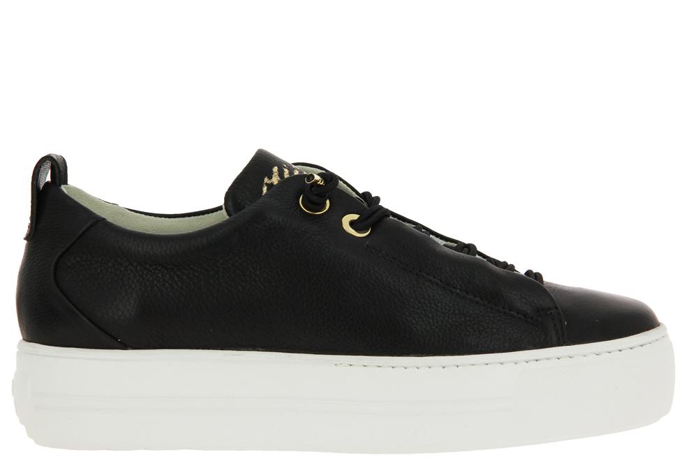 Paul Green Sneaker MASTERCALF BLACK GOLD
