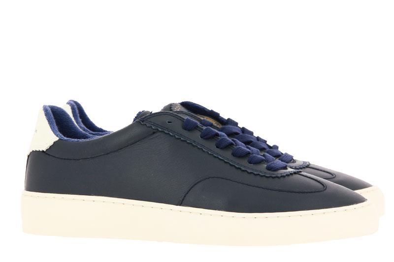 Scotch & Soda Sneaker PLAKKA LEATHER MARINE  (43)