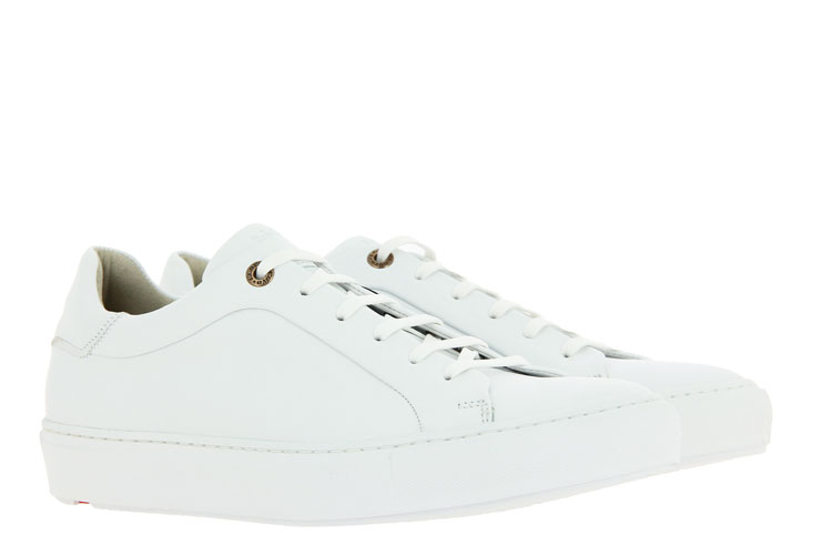 Lloyd Sneaker AJAN SAN REMO CALF WHITE (44½)