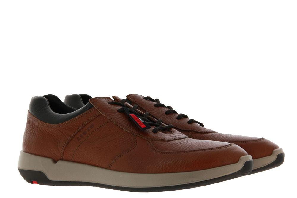 Lloyd Sneaker ARGOS ABSOLUTE CALF HAVANNA T.D.MORO  (41)