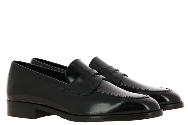 Luca Grossi Slipper DAYTONA NERO (38½)