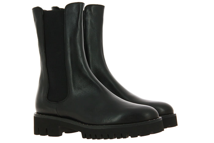 Truman`s Boots RODEO LISCIO NERO (37½)