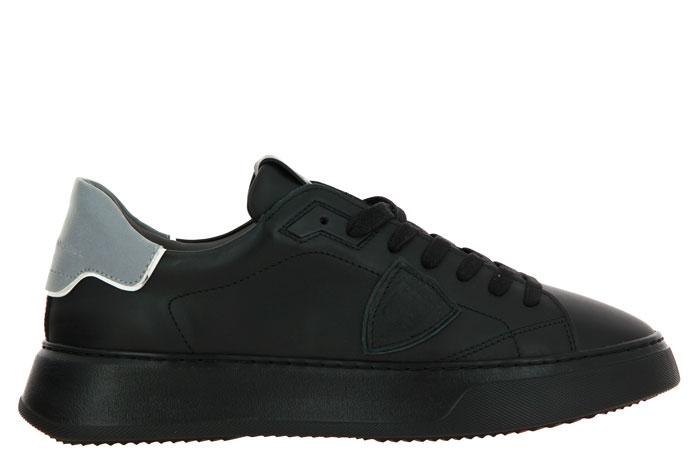 Philippe Model Sneaker TEMPLE VEAU NOIR (42)
