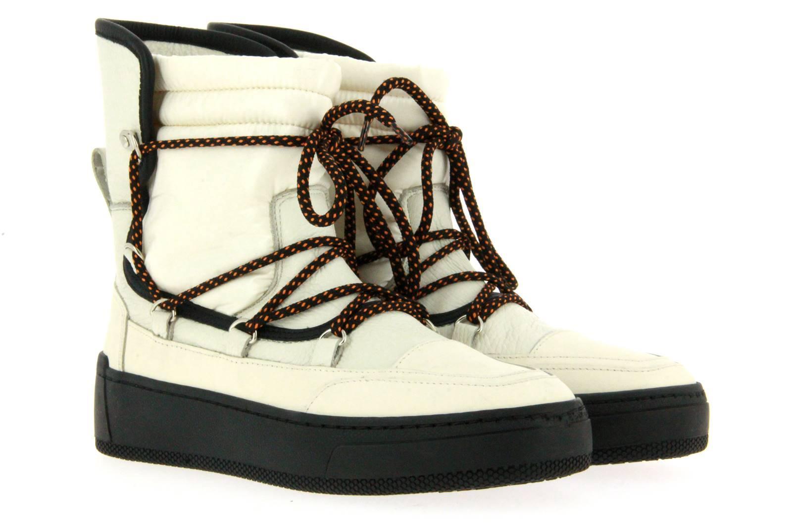 Candice Cooper Boots ALASKA.F NYLON BIANCO (38)