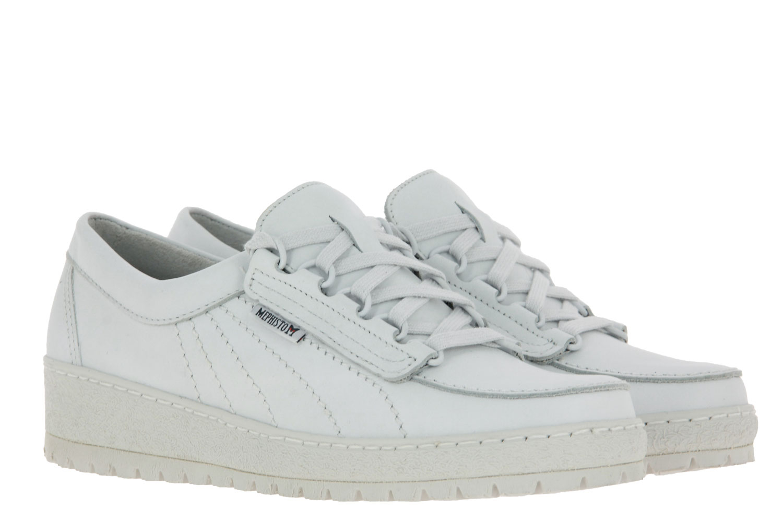 Mephisto Sneaker LADY WHITE SANDYCALF (40)
