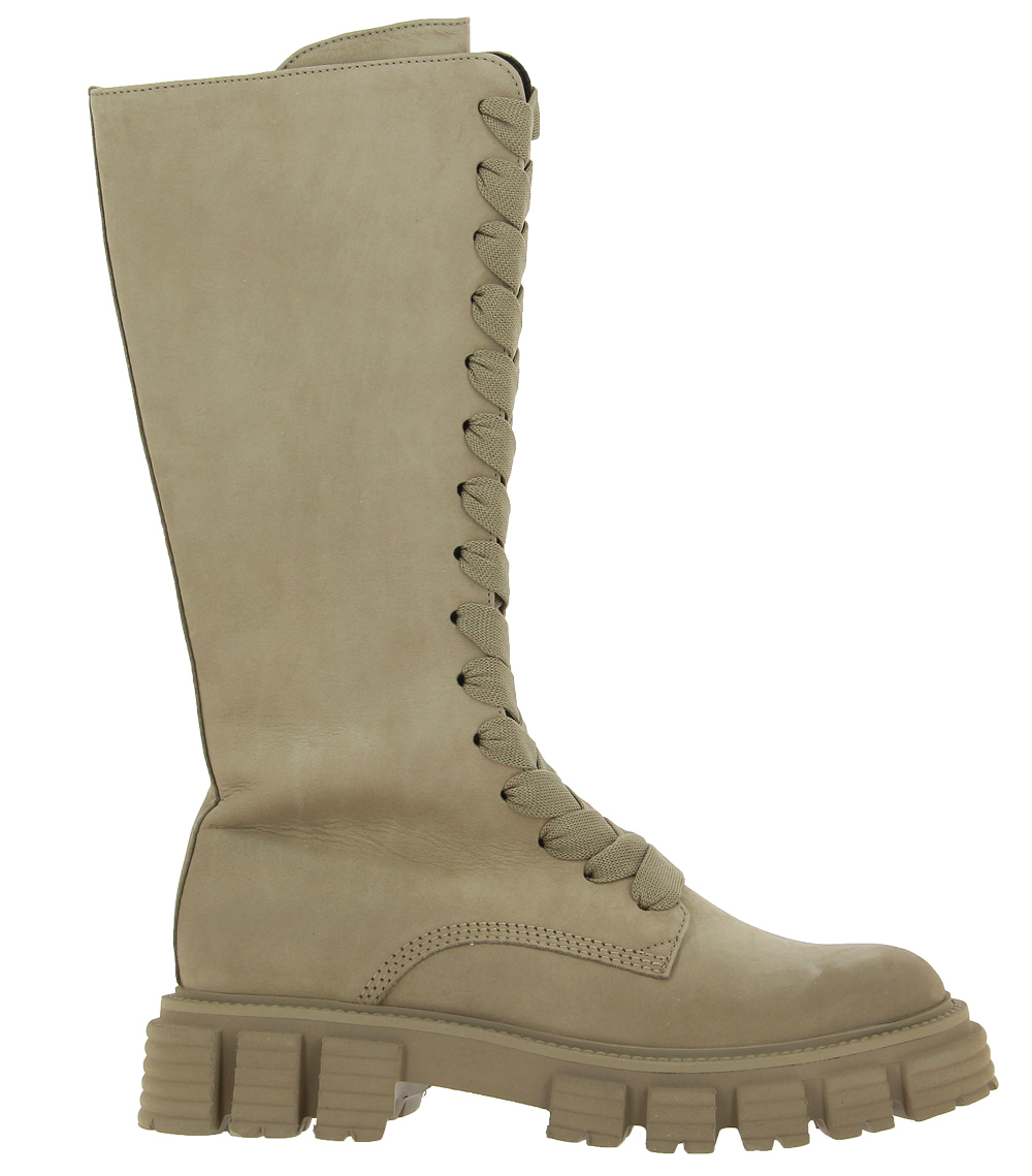 Kennel & Schmenger Boots SOLCE NUBUK TAUPE STAU