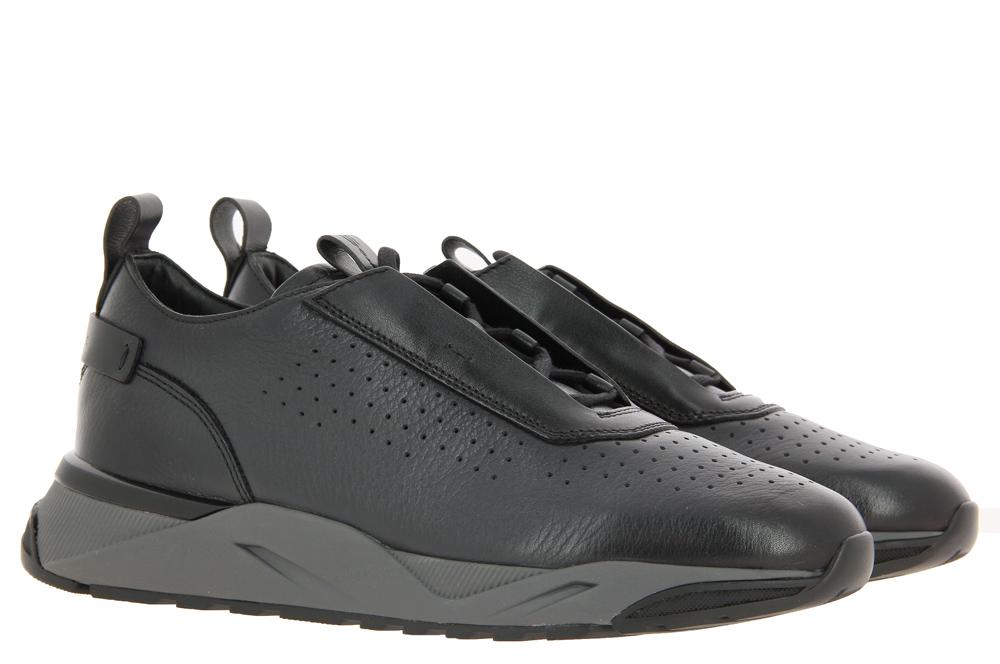 Santoni Sneaker INNOVA BLACK GREY