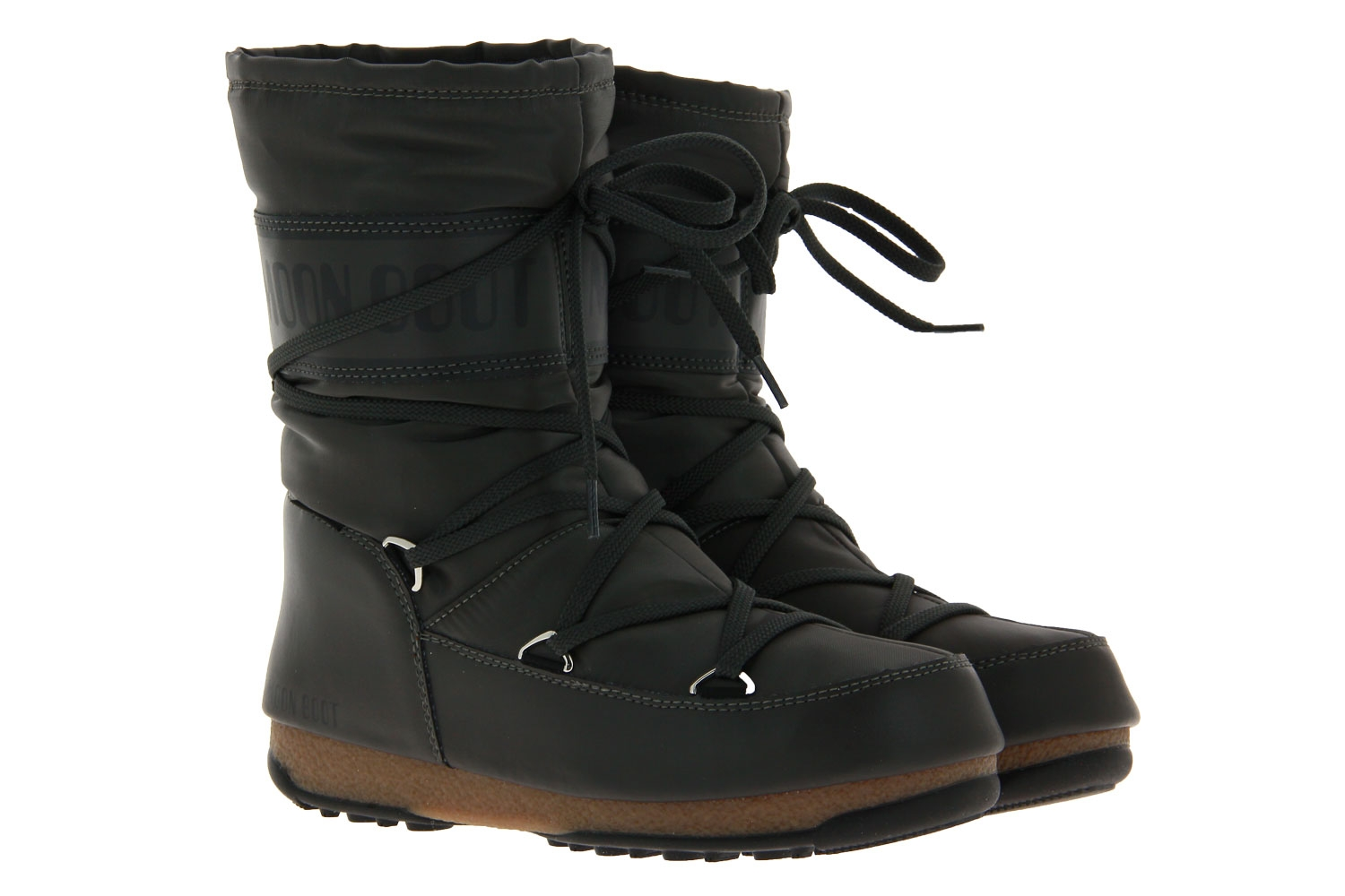 Moon Boot Snowboot SHADE MID WP ANTHRAZIT (37 )
