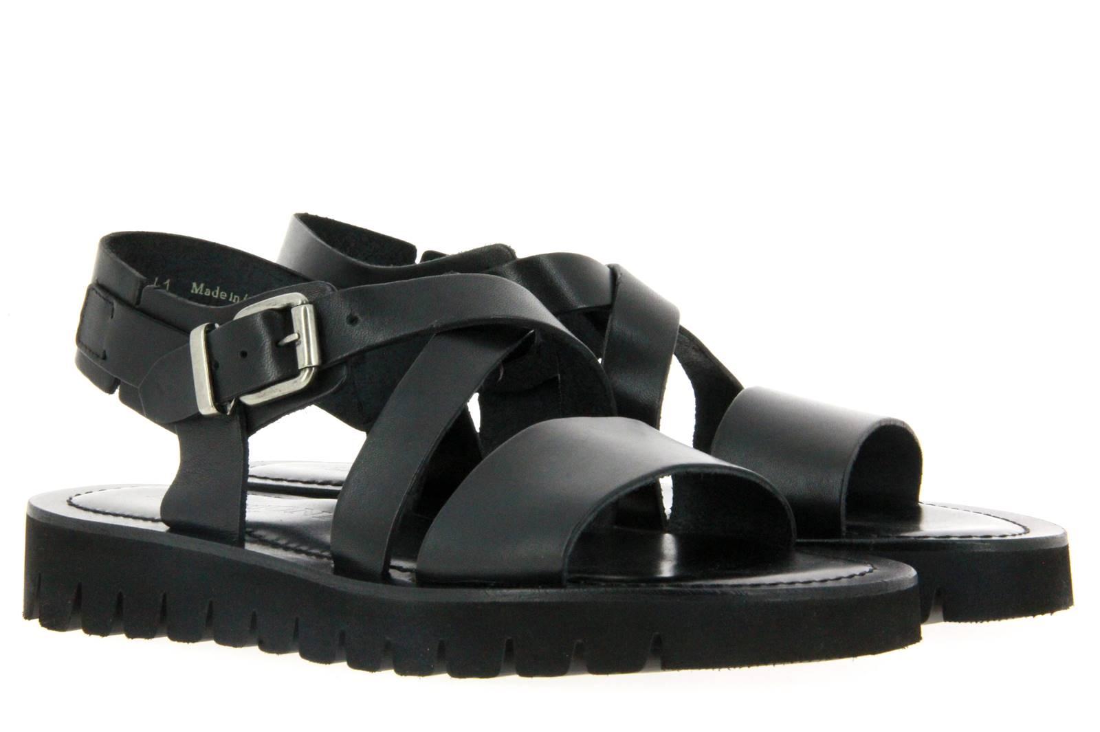 Emozioni Sandale LEATHER BLACK (42)