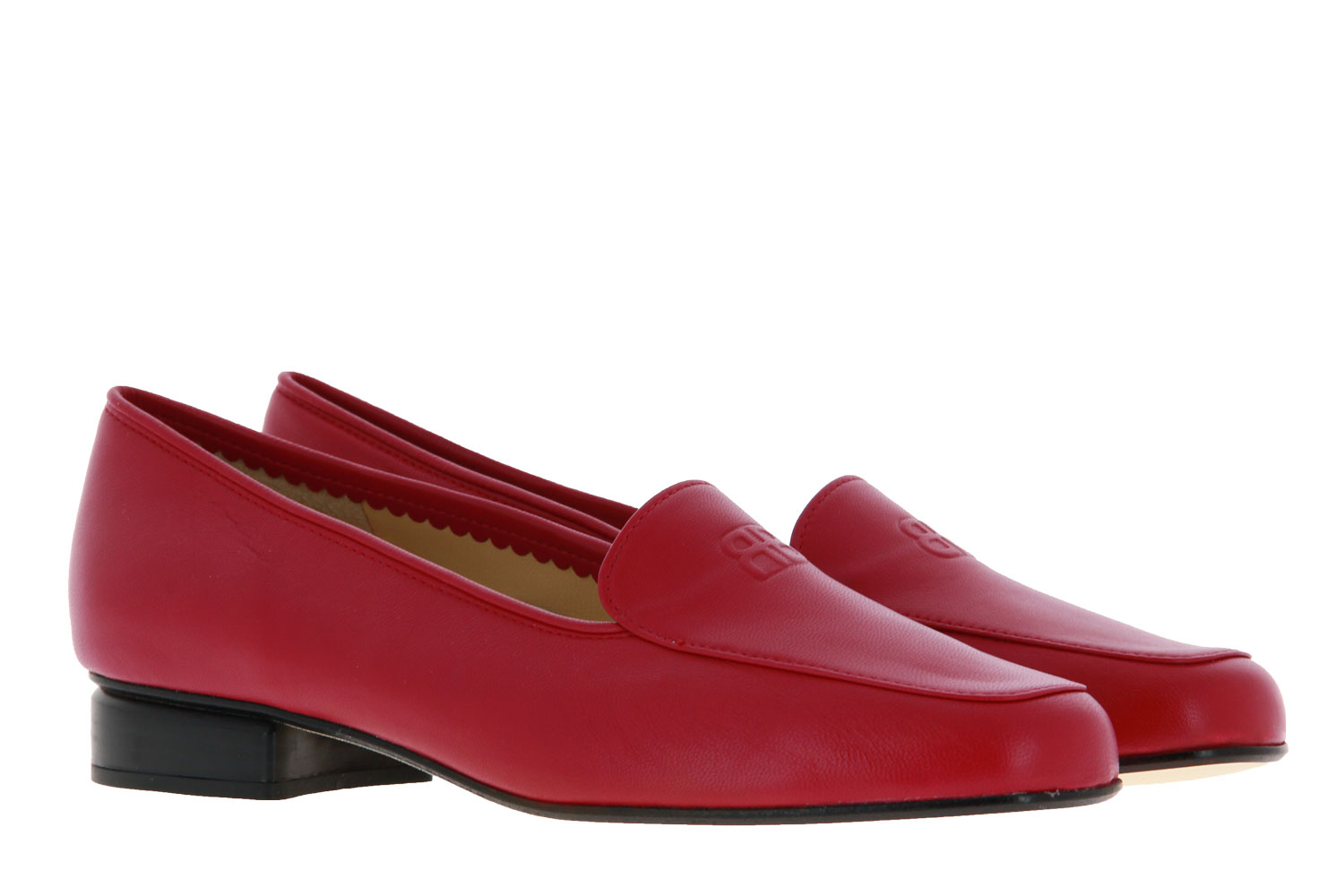 Brunate Slipper FLEX NAPPA ROSSO (41)
