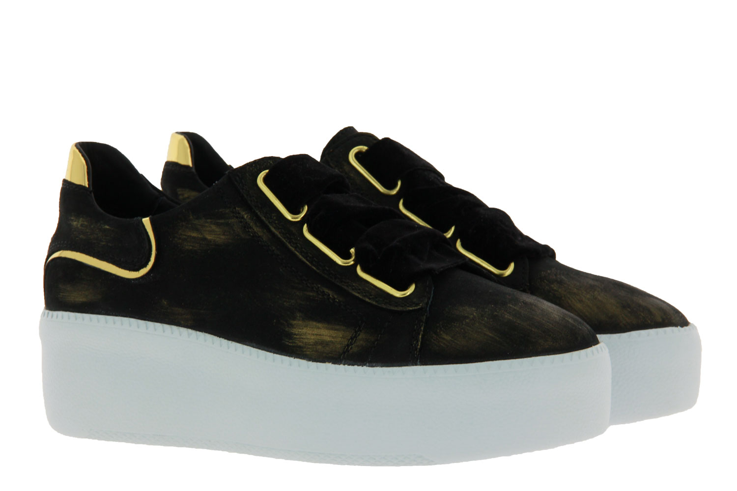 Just Another Copy Sneaker BLACK GOLD (36)