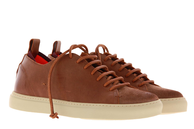 Levius Sneaker RIVA MISTA CAMOSCIO MARRONE TABACCO (44)