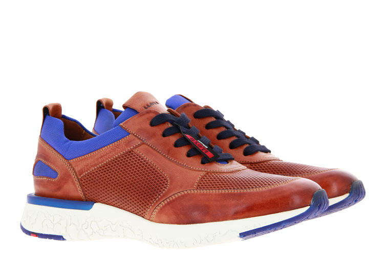 Lloyd Sneaker BANDOS CUBA CALF WHISKY ROYAL (40½)