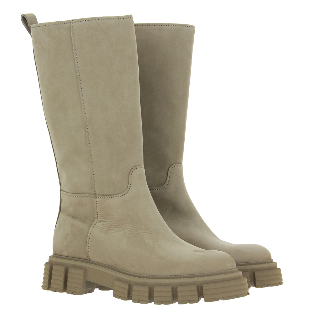 Kennel & Schmenger Boots SPICE NUBUK TAUPE