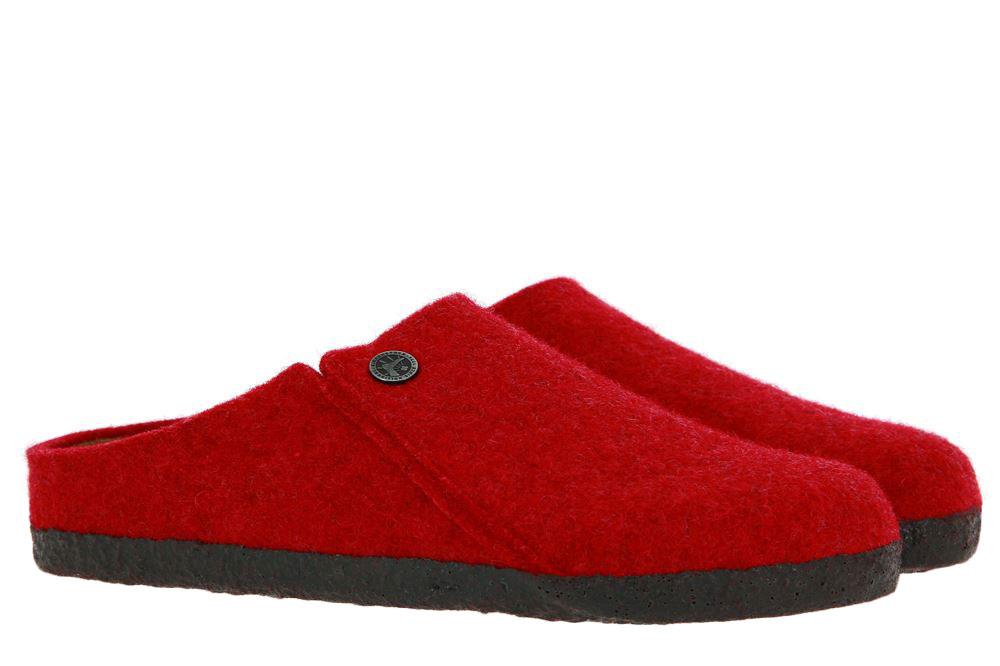 Birkenstock Clogs SCHMAL ZERMATT RIVET BASIC RED (38)