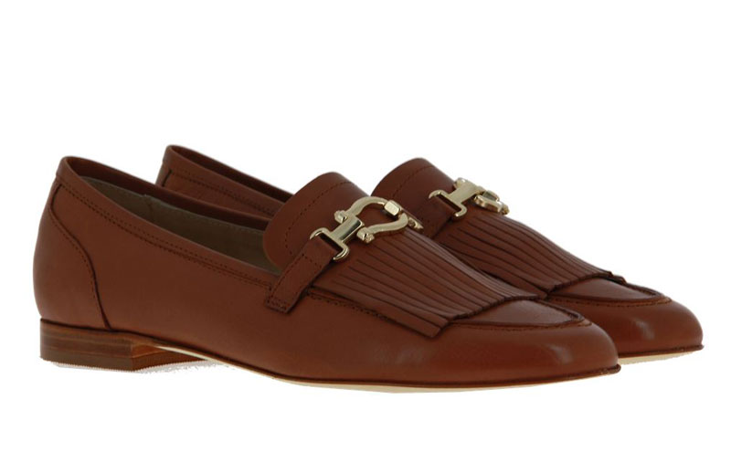 Luca Grossi Loafer VIKING CUOIO (40)