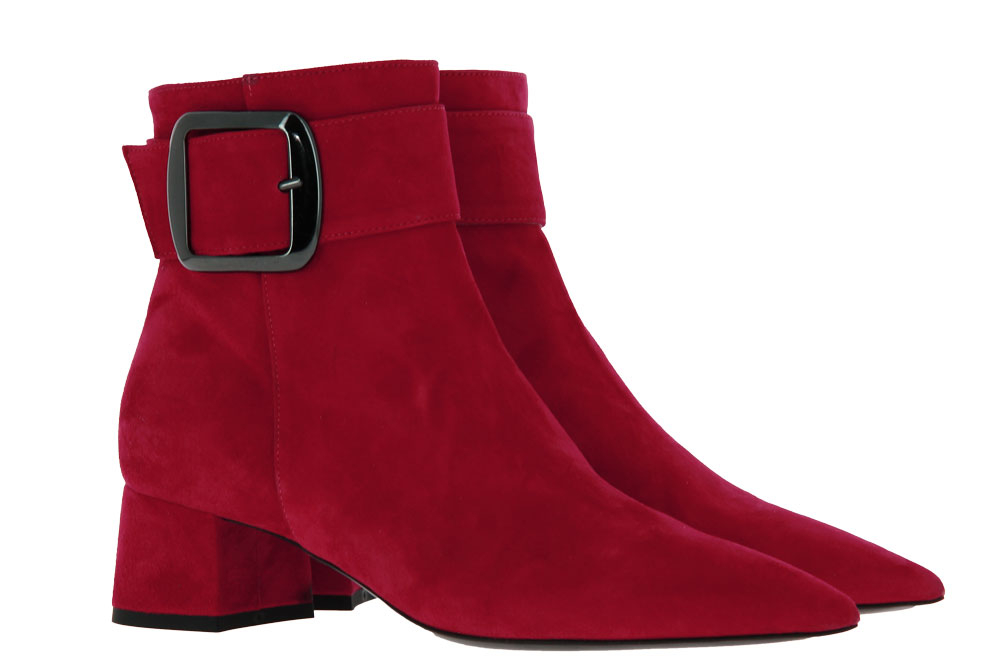 Prezioso Shoes Stiefelette CAMOSCIO ROSSO (37½)