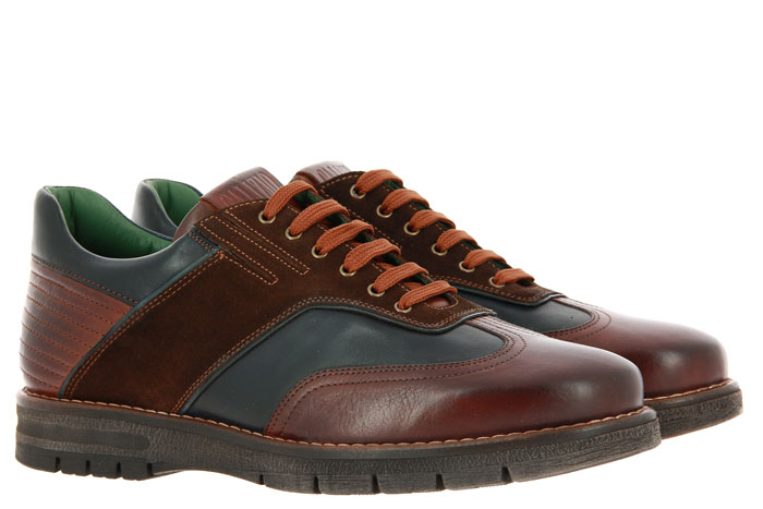 Galizio Torresi Sneaker FOULARD NOUGAT NAVY  (41½)