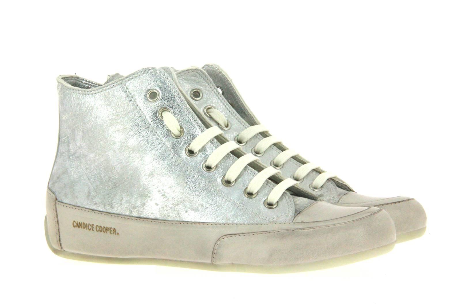Candice Cooper Sneaker PLUS ZIP BIANCO (35)
