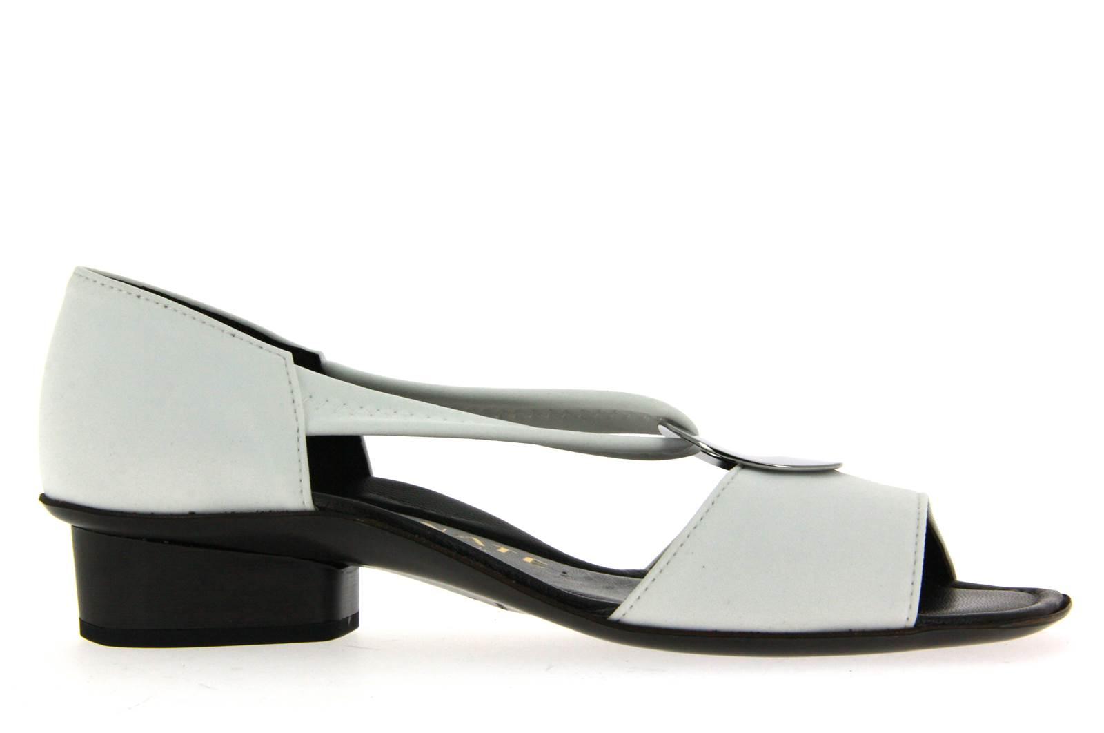 Brunate Sandale CLASSICO STEP BIANCO (40½)