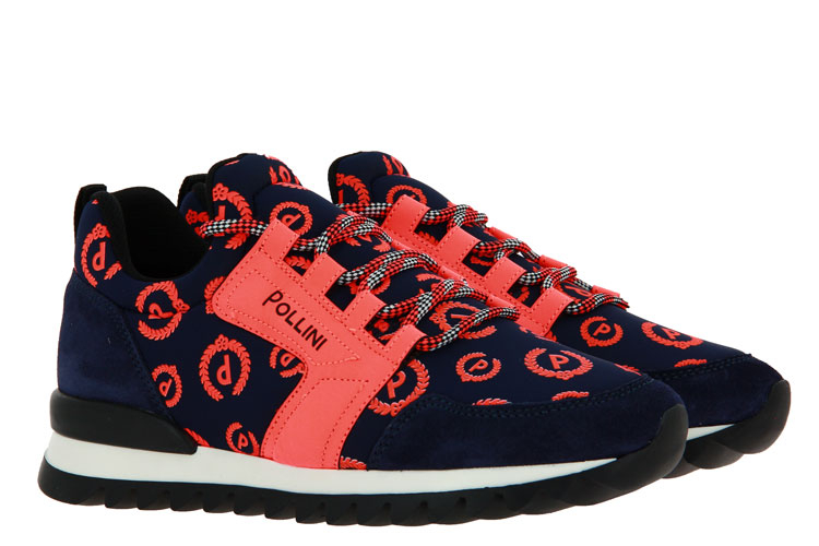 Pollini Sneaker RICCIONE NEON OCEAN (36)