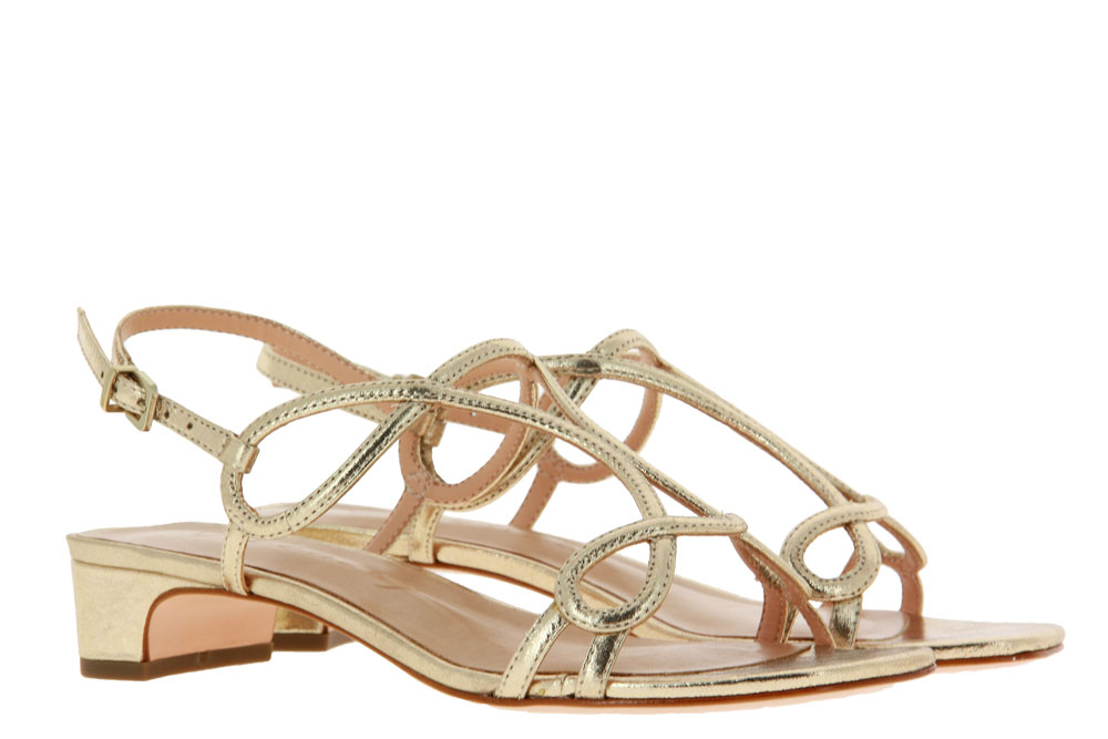 Vicenza Sandalette CRISTAL OURO LIGHT (38)
