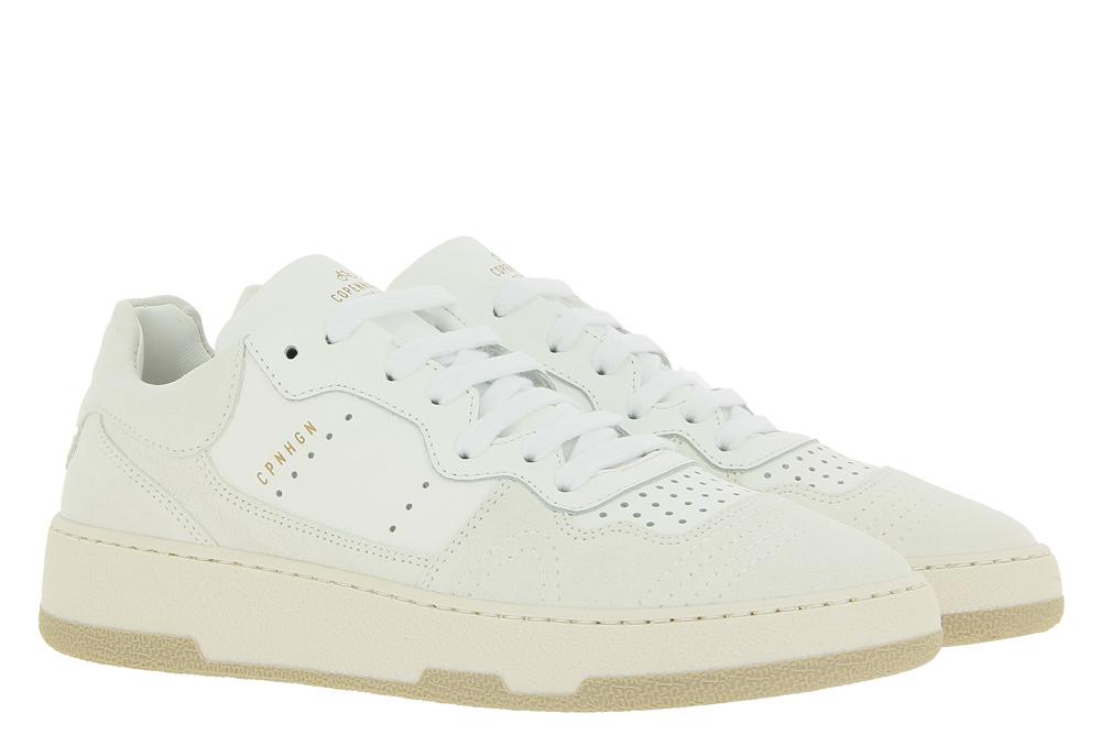 Copenhagen Sneaker CPH461 CALF WHITE