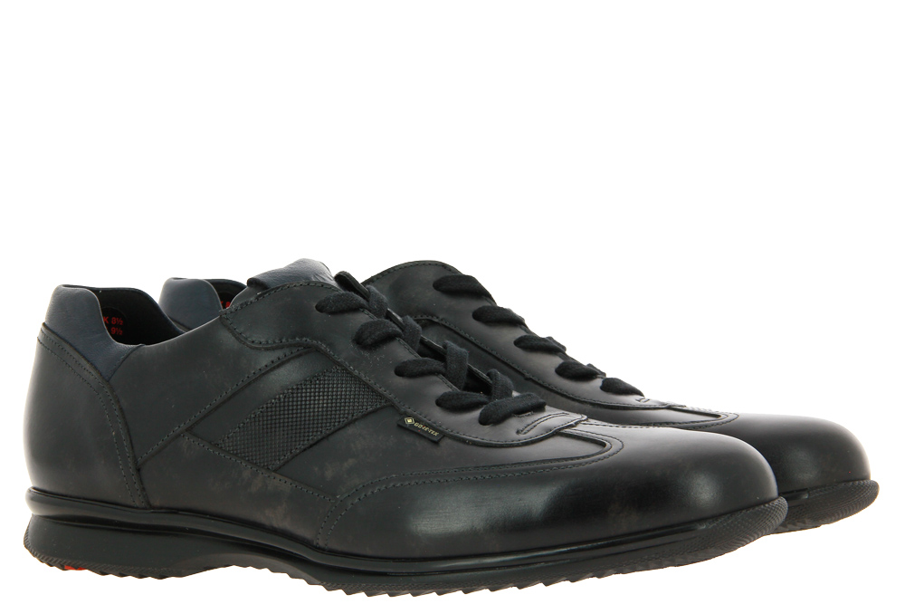 Lloyd Sneaker VERNON ASPHALT MARINE