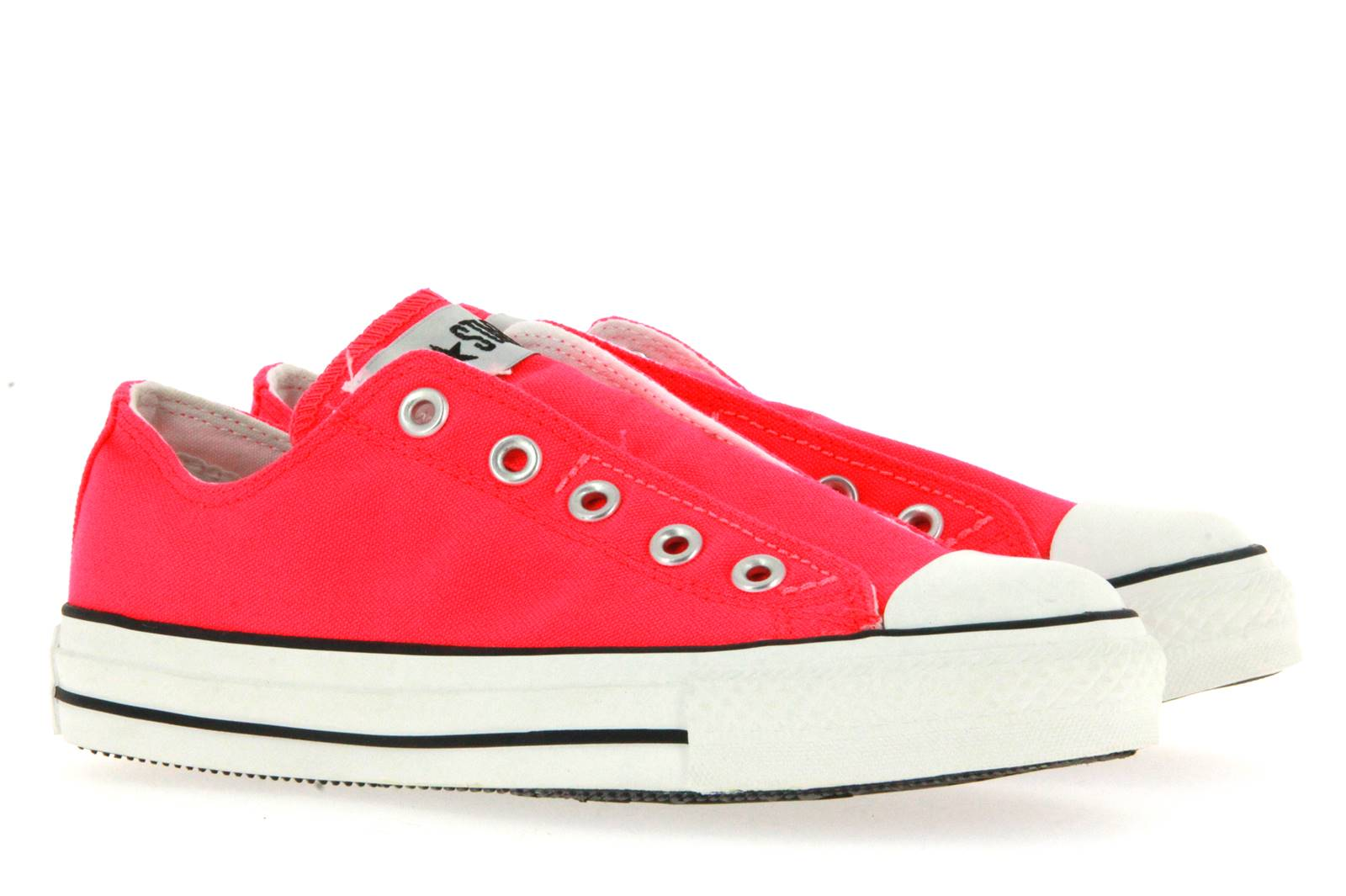 Converse ALL STAR Slip- On NEON PINK (36)