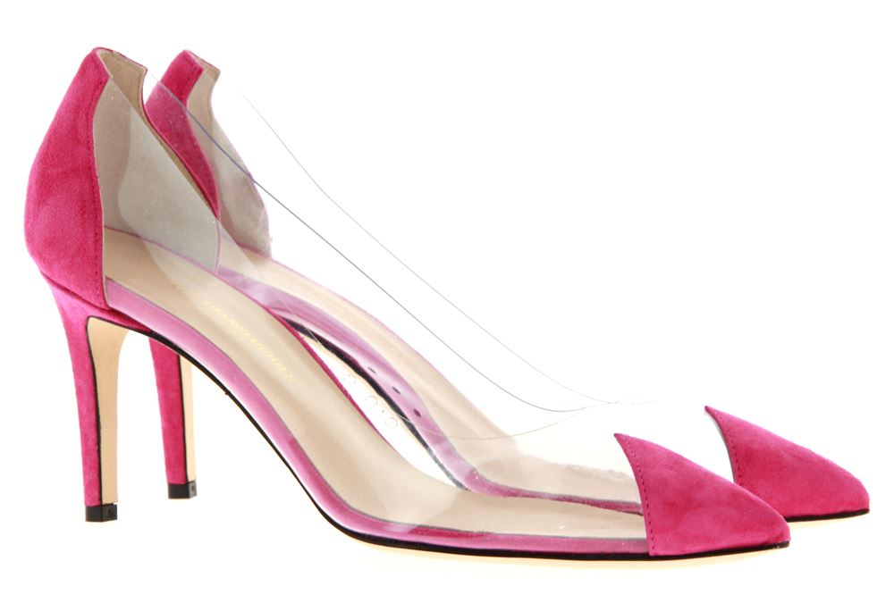 Les Translucides by PAT Pumps AMOUR CAMOSICO FUXIA LARA (39)