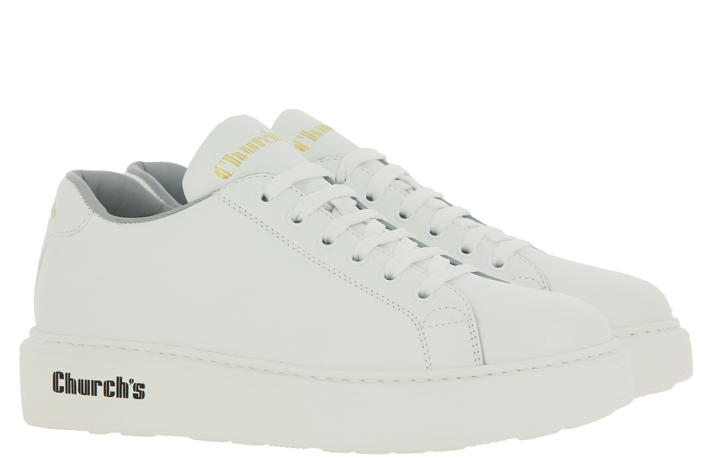 Church's Sneaker MACH 1 WHTE OPALINE